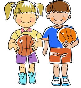 Journée sportive des maternelles